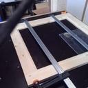 Petit meuble d'atelier