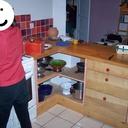 Portes, façades de tiroir, étagères, plinthes - cuisine