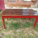 Renovation d'une table
