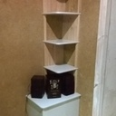 Etagere medium bois