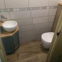 meuble sous vasque lave mains par jomaro74 sur l 39 air du bois. Black Bedroom Furniture Sets. Home Design Ideas