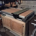 Support pour table mft Festool