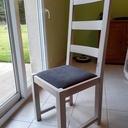 Chaises table à manger