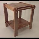 Petite table de nuit Made in ToutenBois