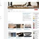 Tom Fidgen - The unplugged Woodworker