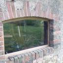 Petite fenêtre d'atelier
