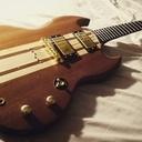 Guitare Suge Argia