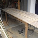 Fabrication de table