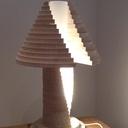 La petite lampe destructurée
