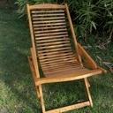 Chaise/fauteuil pliant