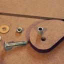 Les éléments de serrage en pièces détachées