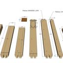 Petit établi de luthier