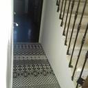 Portes de placard sous escaliers