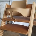 Chaise pour bébé d'inspiration norvégienne
