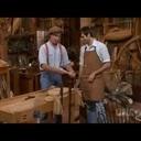 Fabrication d'un rocking chair à la main