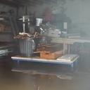L'atelier sous l'eau de Geri....