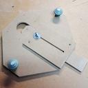 Compas petits rayons