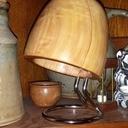 Petite future lampe de chevet