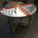 Table jeu de Dada