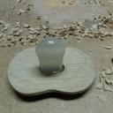 Tétine en bois