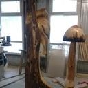 Sculpture à la tronçonneuse