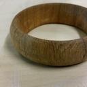 Un bracelet femme en chêne