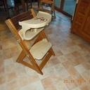 Une chaise évolutive