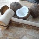 Casse noix ... de coco