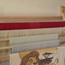 Porte serviettes mural