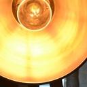 Lampe trepied gamelle indus