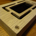 Un boîtier pour disque dur