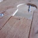 Compas pour défonceuse, petits diamètres