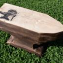 Fabriquer une enclume en bois taille réel