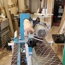 Rénovation de mon tour à bois