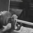 Fabrication de cannes à pêche - 1939