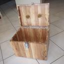 Boite à accessoire bois