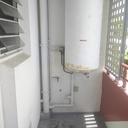 Porte persienne