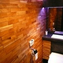 WC japonais, optique 3 D