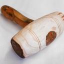 Petit maillet avec du bois de récupération