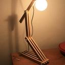 Lampe multi position