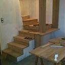 habillage d escalier b 233 ton par arno88 sur l air du bois