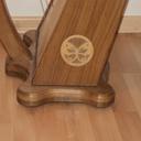 Harpe celtique 19 cordes