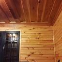Aménagement d'une chambre en bois