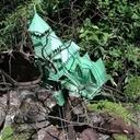 Rêve de chateau dans l'arbre