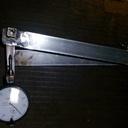 Tensiometre pour ruban de scie