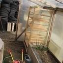 Mini serre pour plants de légumes