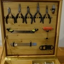 Valise porte outils