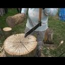 Utilisation du Départoir pour réaliser du shingle en bois