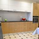 Création et réalisation d'une cuisine intégrée