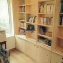 Bibliothèque fermée (TV invisible !)